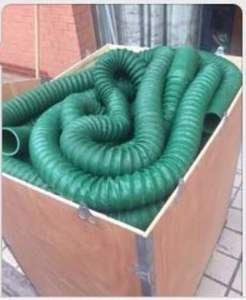 Air Hose for bending section